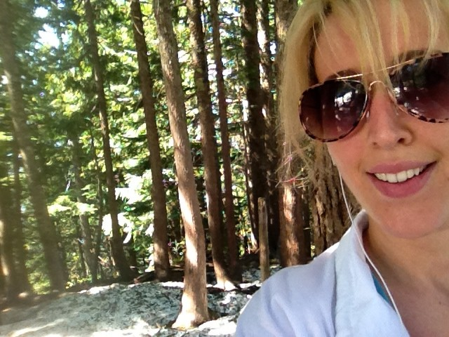 Hiking Grouse Grind Vancouver